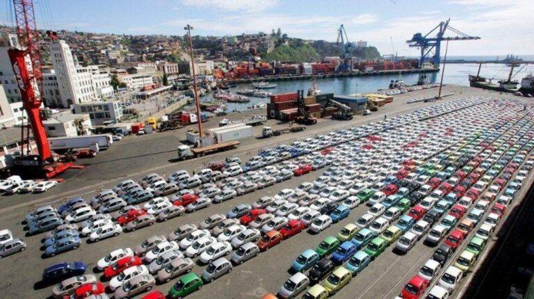 produccion y exportacion de vehiculos