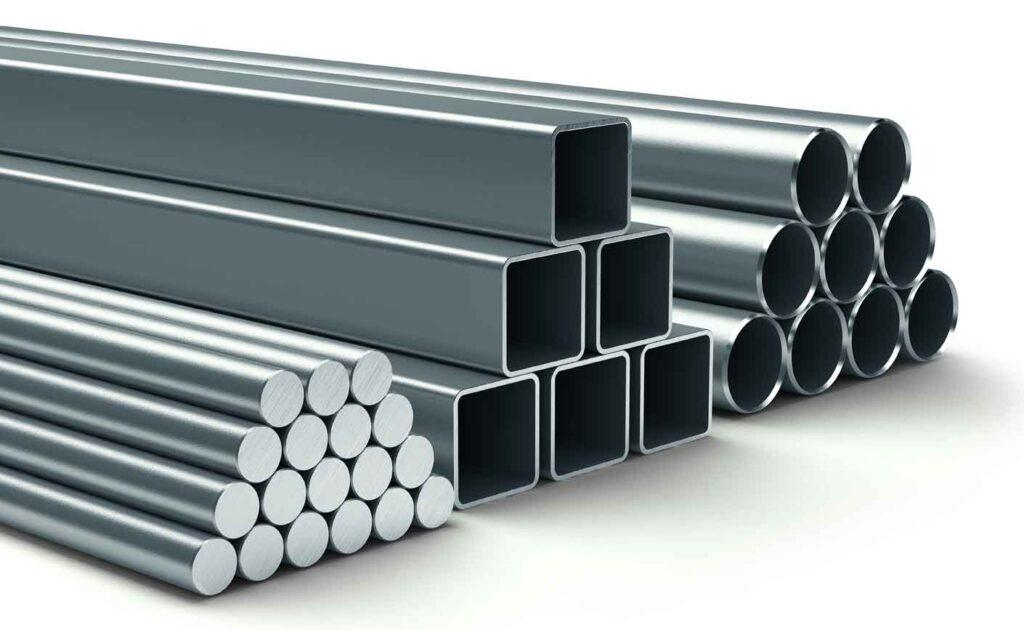 Tipos de aceros inoxidables