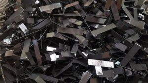 METALCON - Acero inoxidable negro